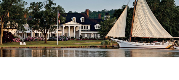 The Inn At Perry Cabin St Michaels Maryland