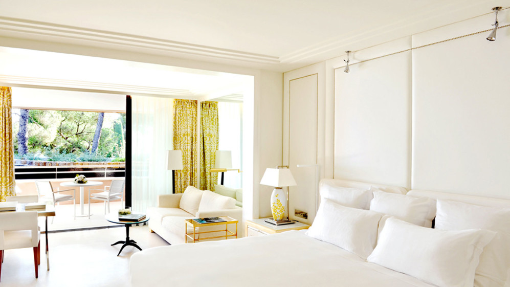 Idee Original Decoration Chambre Bebe : Four Seasons du Cap Ferrat Cap Ferrat, France  Posh Voyage
